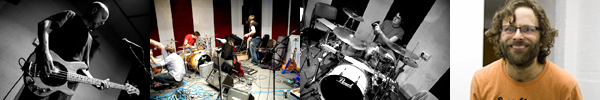 Outcast Band in various studios 2009